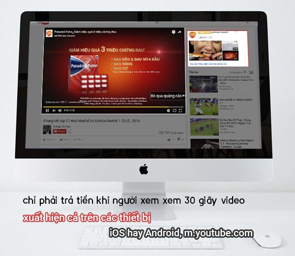 Agency quảng cáo Trueview In – Stream